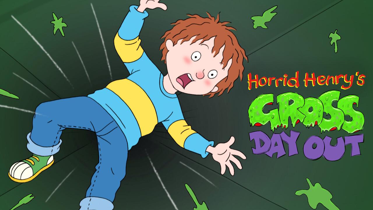 Horrid Henry's Gross Day Out on Netflix USA