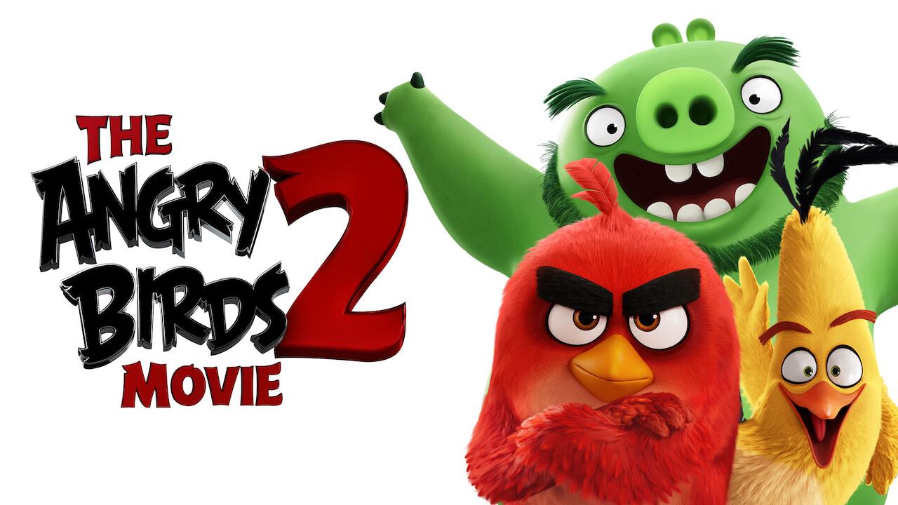 The Angry Birds Movie 2 on Netflix USA