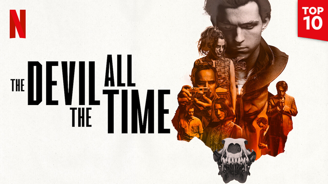 The Devil All The Time on Netflix USA