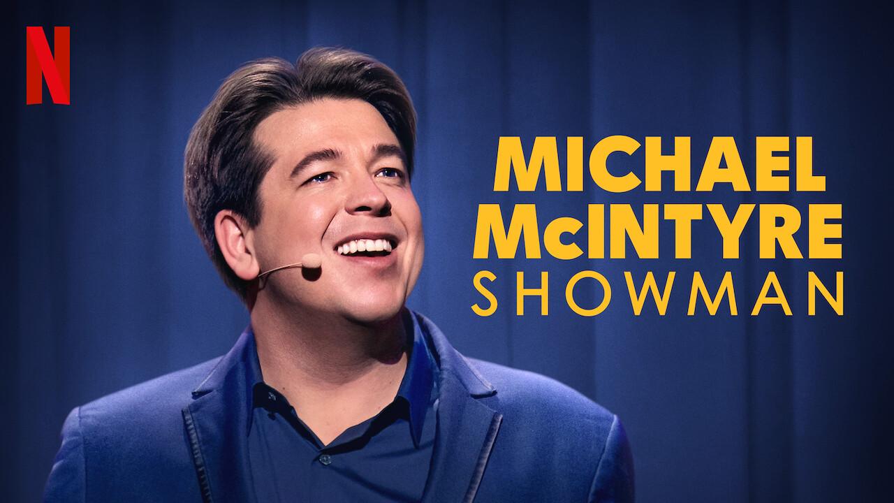 Michael McIntyre: Showman on Netflix USA