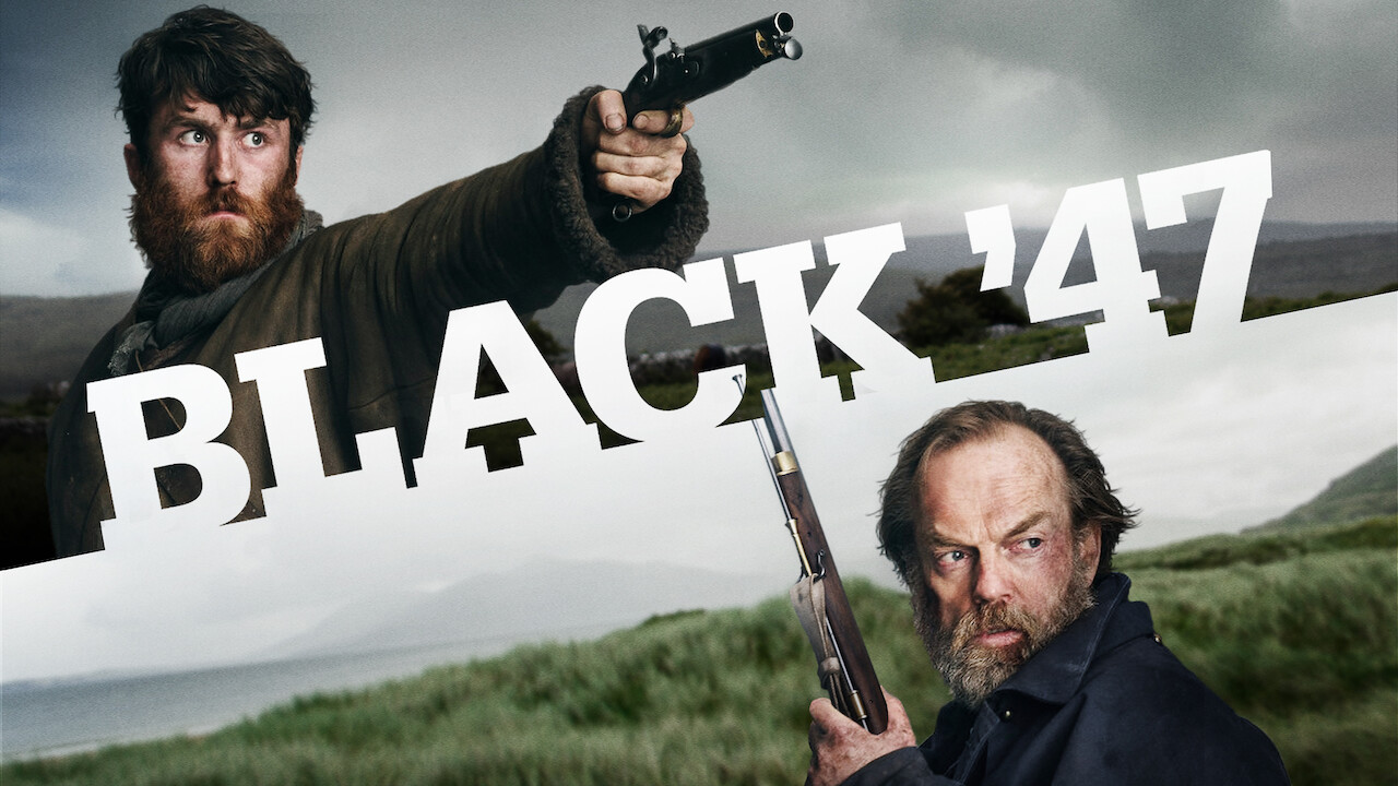 Black '47 on Netflix USA