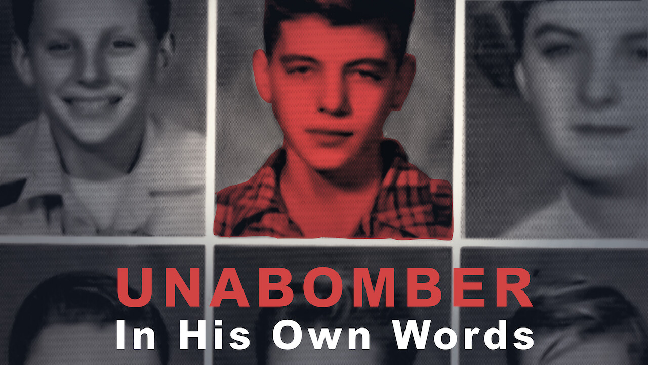 Unabomber - In His Own Words on Netflix USA