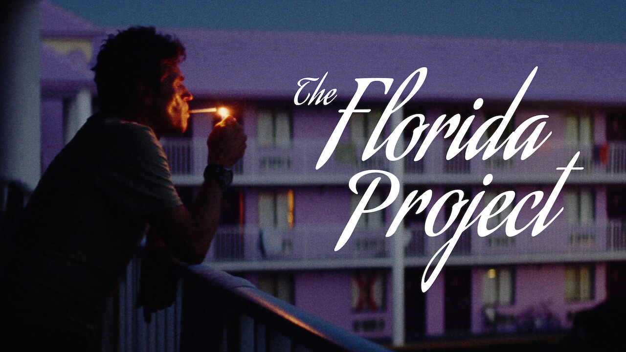 The Florida Project on Netflix USA