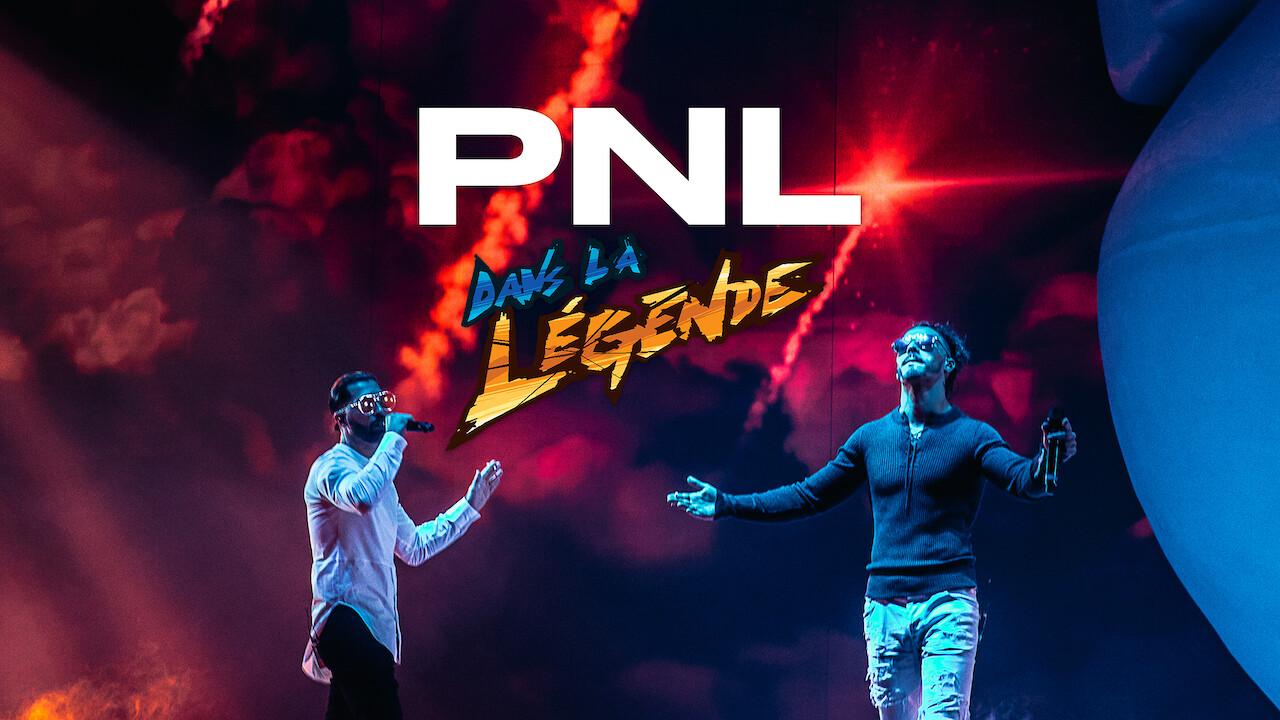 PNL - Dans la légende tour on Netflix USA