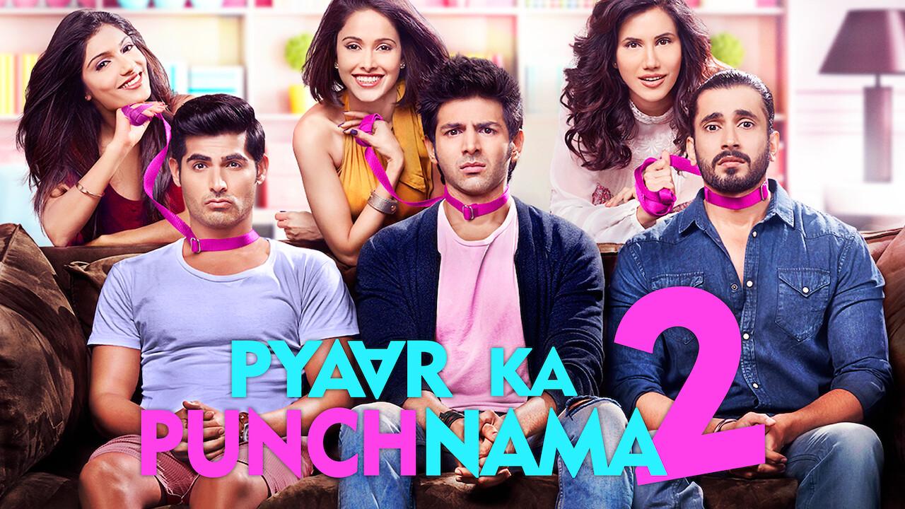 Pyaar Ka Punchnama 2 on Netflix USA