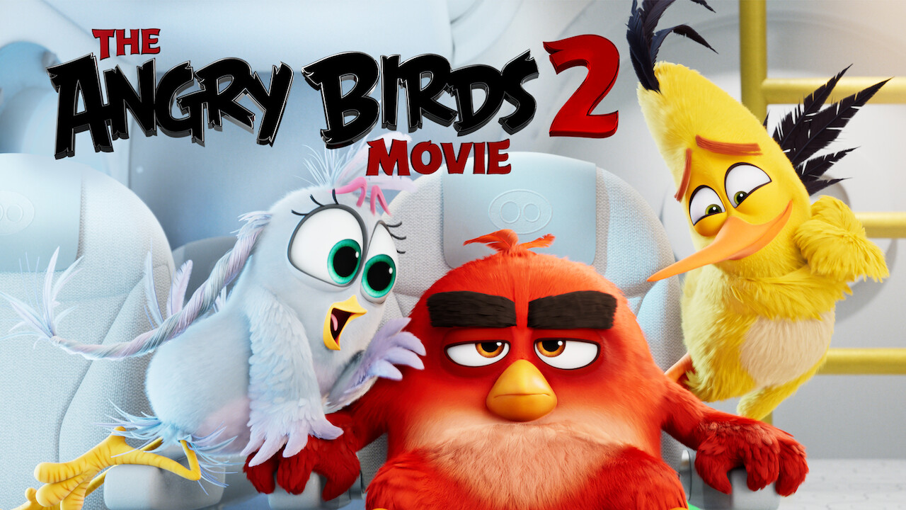Is The Angry Birds Movie 2 Available To Watch On Netflix In