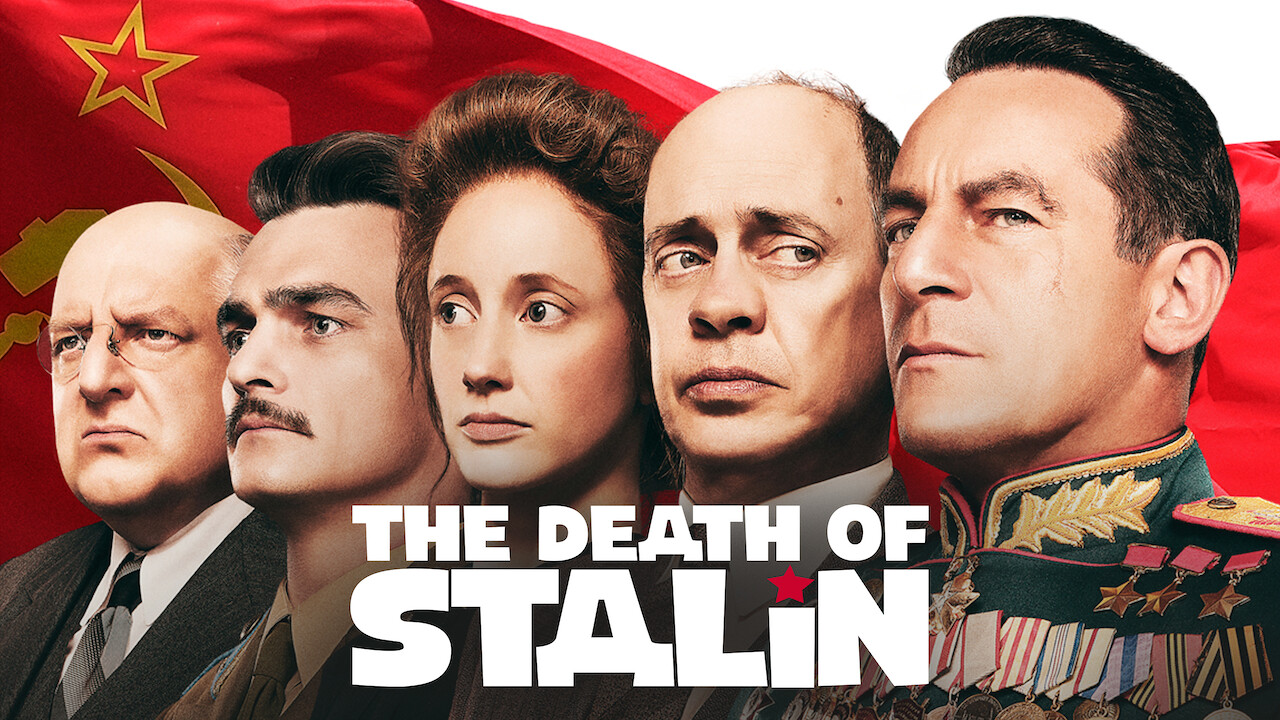 The Death of Stalin on Netflix USA