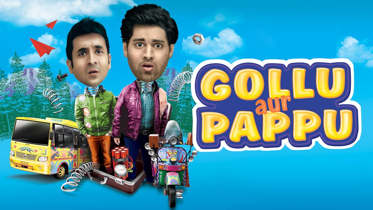 Gollu Aur Pappu on Netflix USA