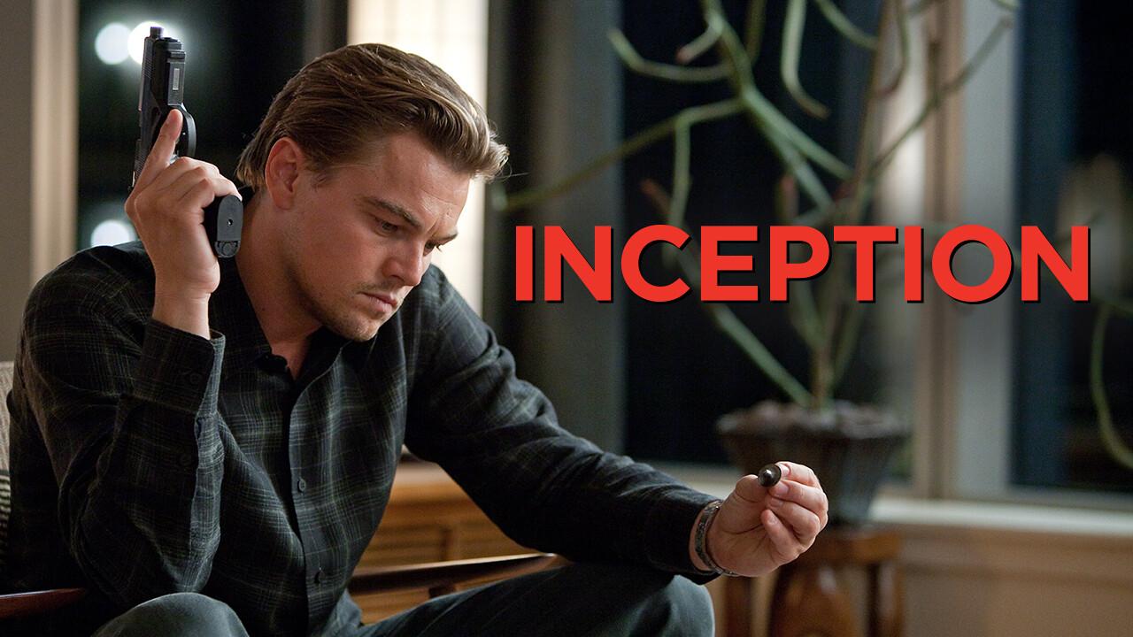 Inception Netflix