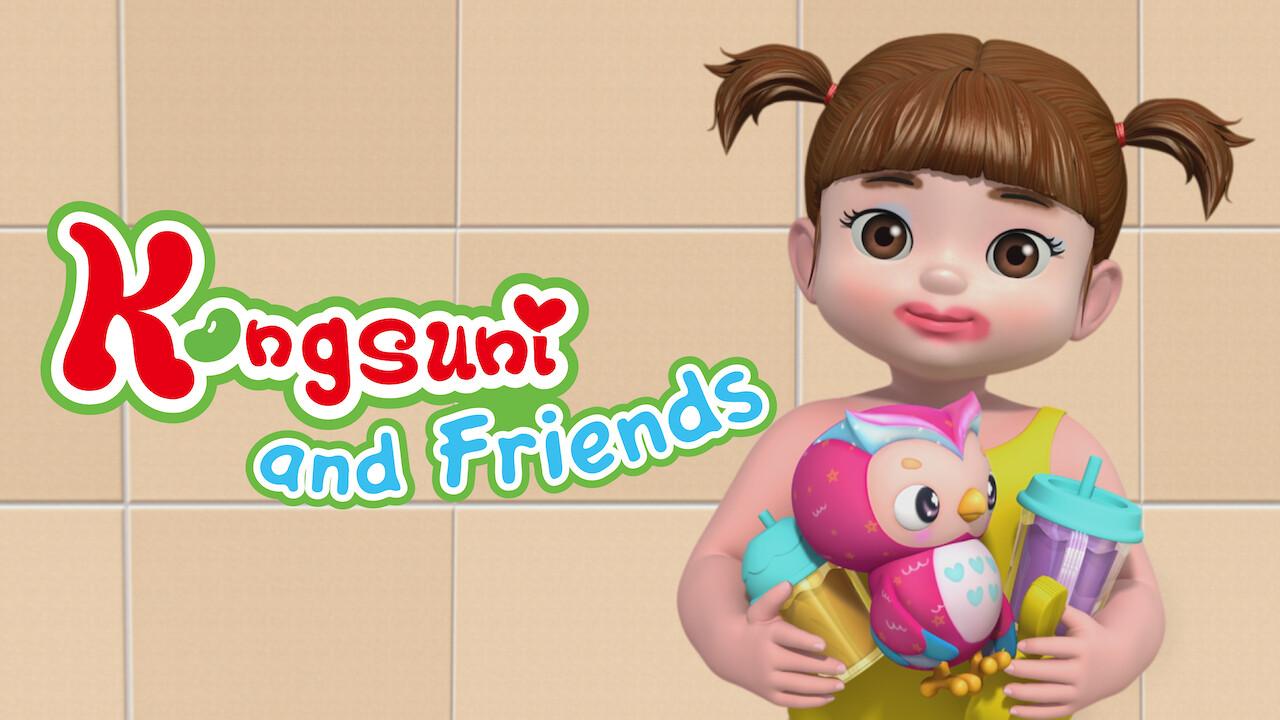 Kongsuni and Friends on Netflix USA