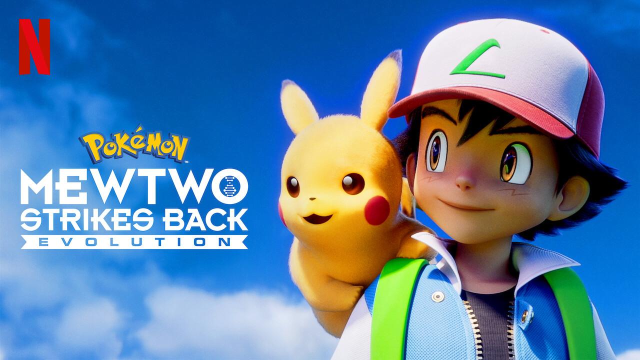 Pokémon: Mewtwo Strikes Back - Evolution on Netflix USA