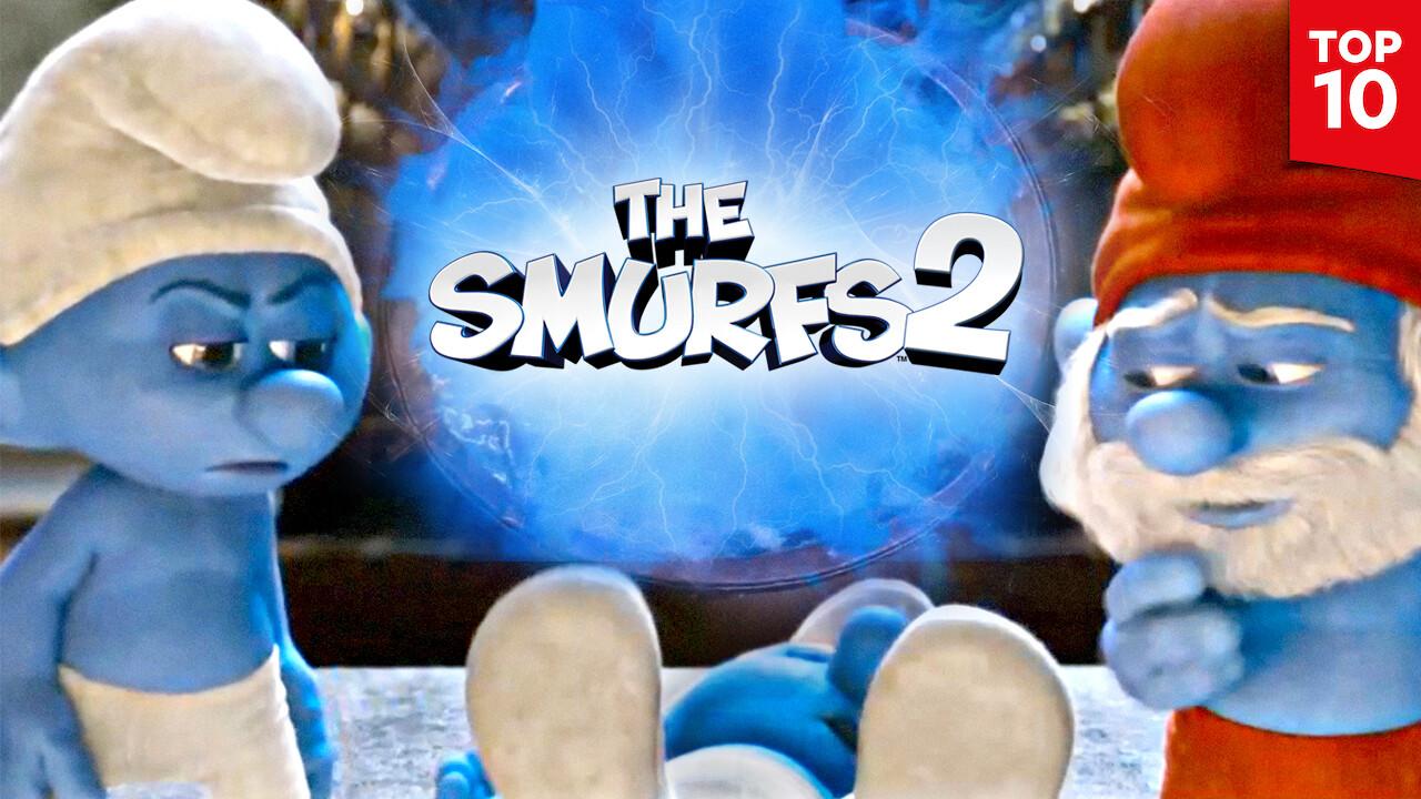 The Smurfs 2 on Netflix USA