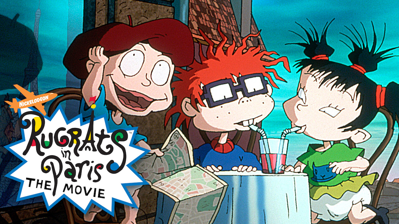 Is Rugrats In Paris The Movie