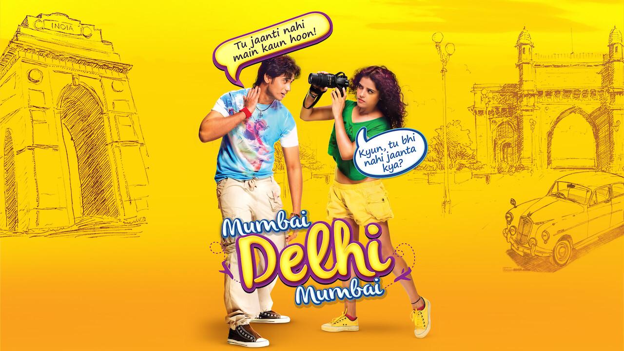 Mumbai Delhi Mumbai on Netflix USA
