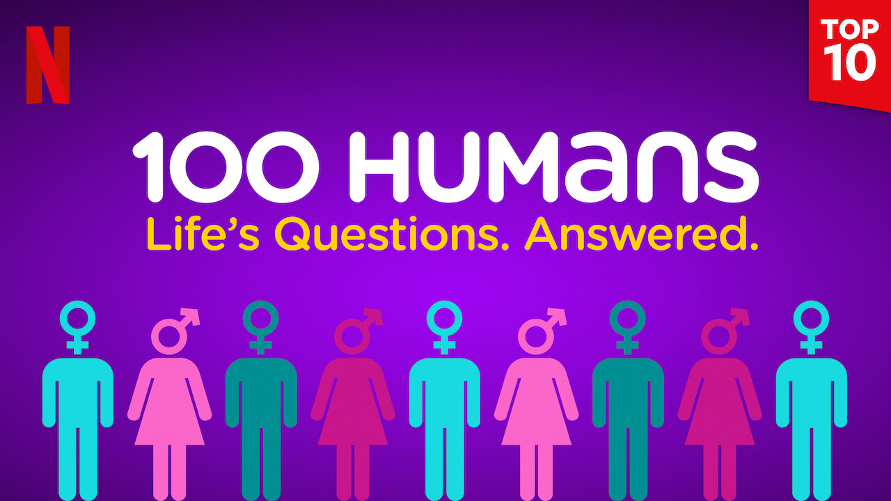 Is '100 Humans' available to watch on Netflix in America ...