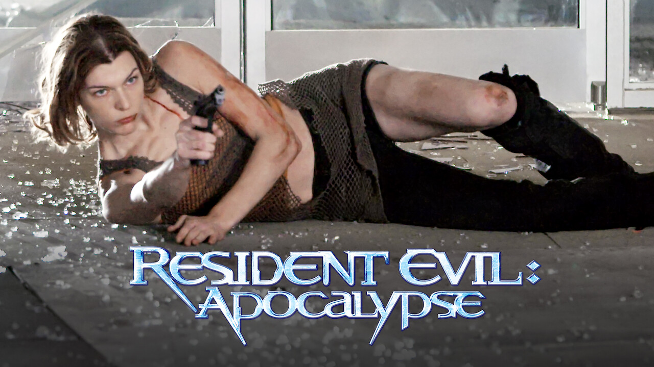 Is Resident Evil Apocalypse Available To Watch On Netflix In