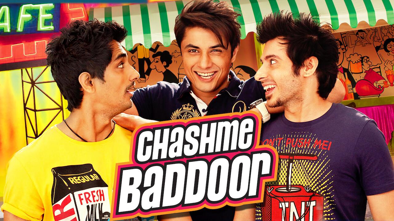 Chashme Baddoor on Netflix USA