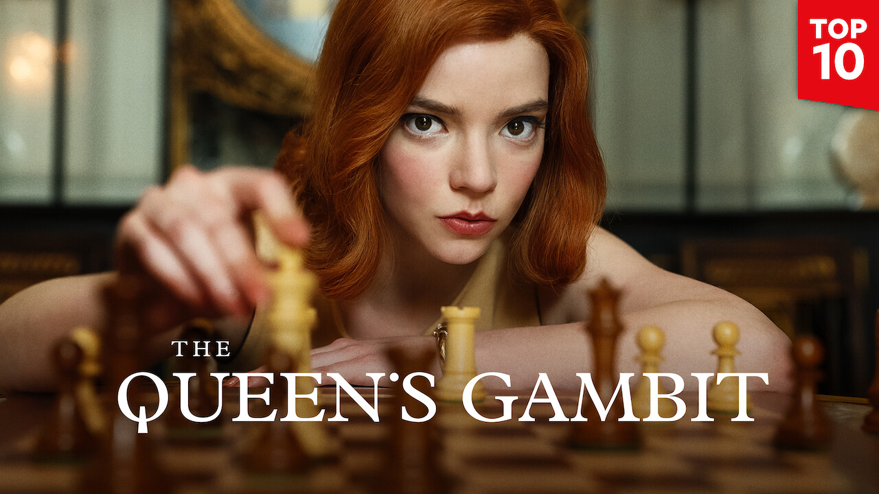 The Queen's Gambit on Netflix USA