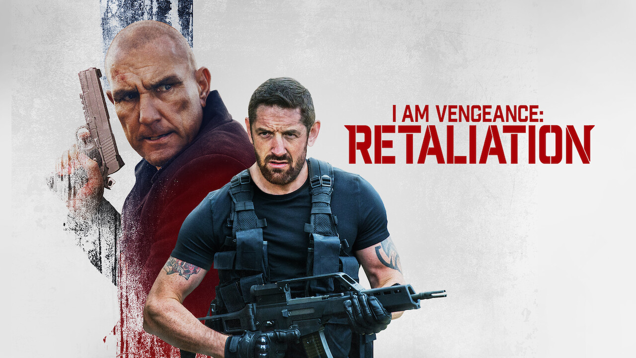 I Am Vengeance: Retaliation on Netflix USA