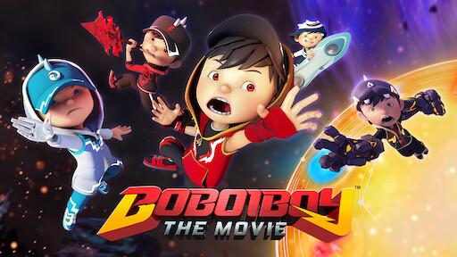 Boboiboy Movie 2 Netflix