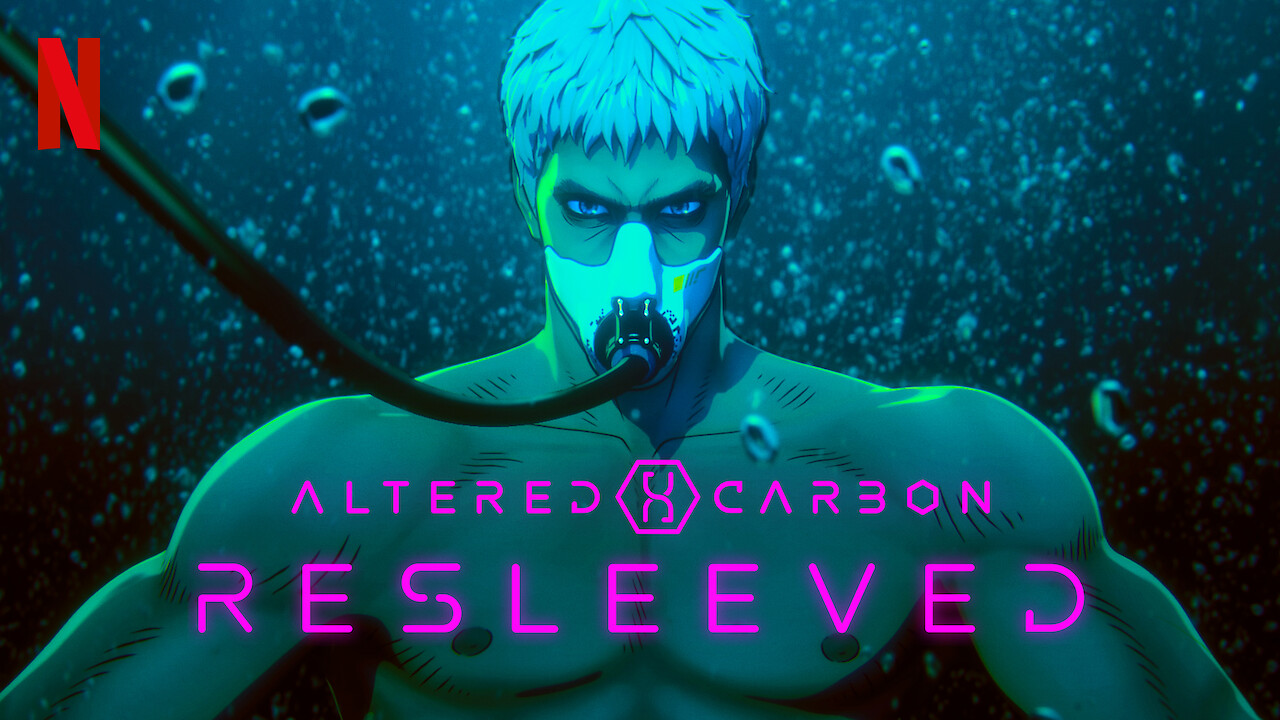 Image result for altered carbon resleeved