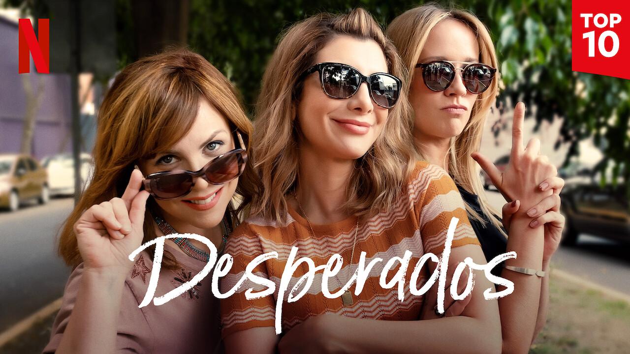 Desperados on Netflix USA
