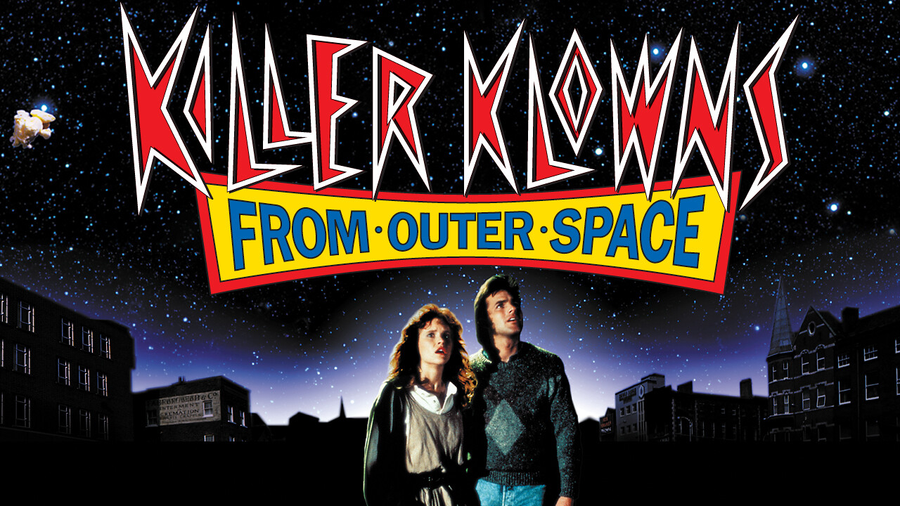 Killer Klowns from Outer Space on Netflix USA
