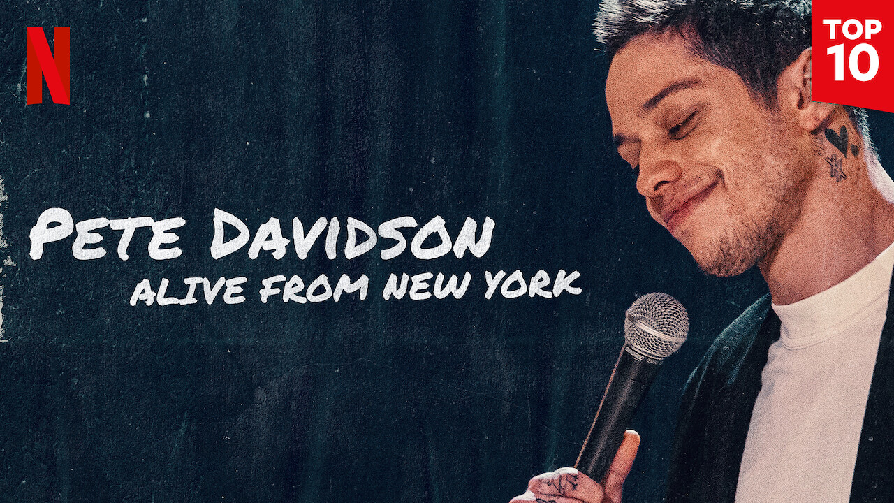 Pete Davidson: Alive From New York on Netflix USA