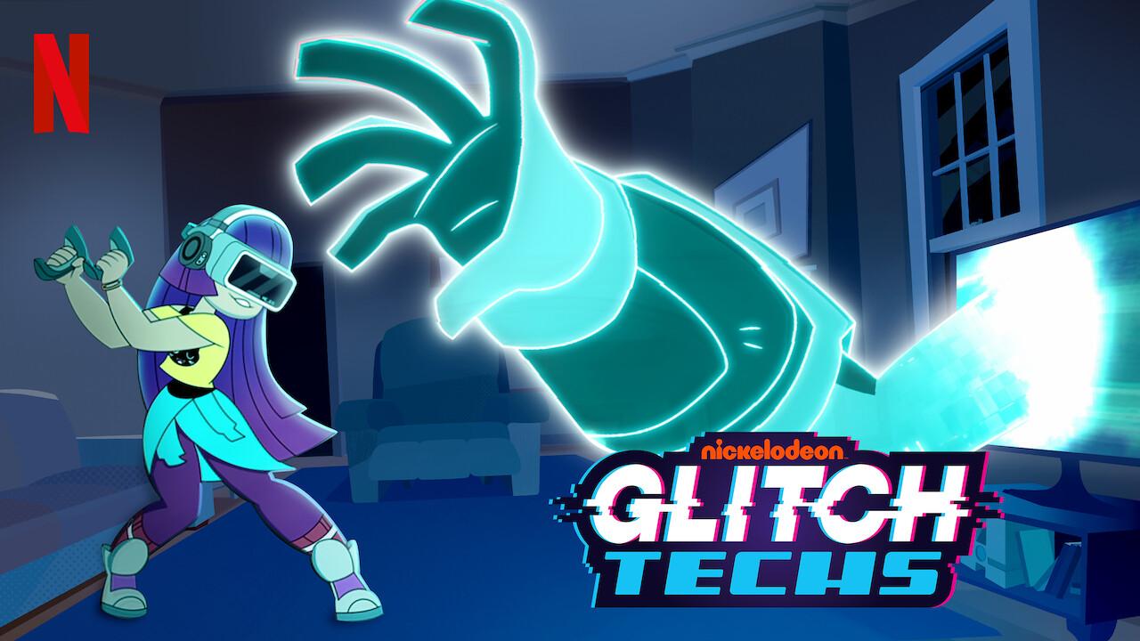 Glitch Techs on Netflix USA