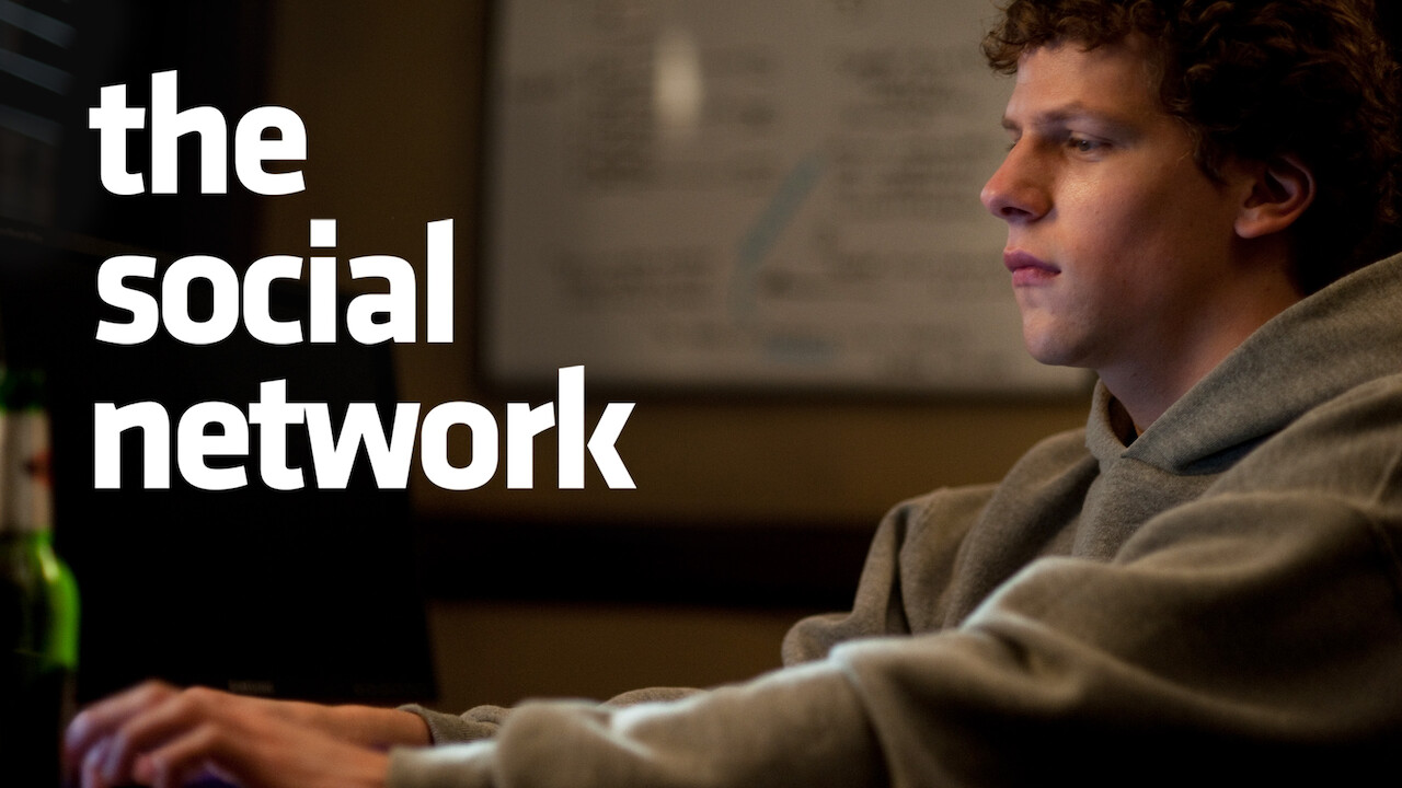 The Social Network on Netflix USA