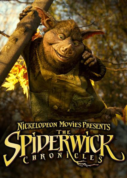 The Spiderwick Chronicles on Netflix USA