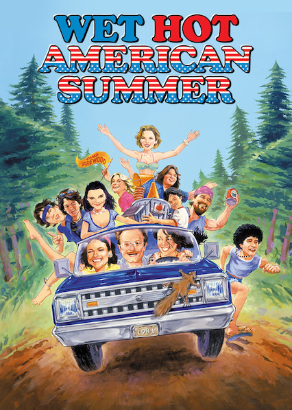 Wet Hot American Summer on Netflix USA