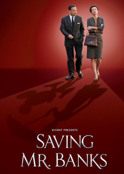 Saving Mr. Banks on Netflix USA