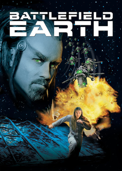 Battlefield Earth on Netflix USA