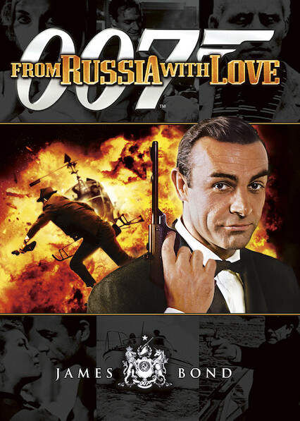 From Russia with Love on Netflix USA