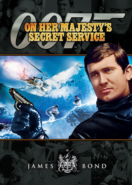On Her Majesty's Secret Service on Netflix USA