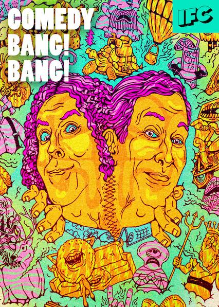 Comedy Bang! Coup! sur Netflix USA