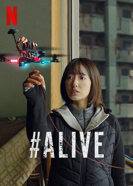 #Alive sur Netflix USA