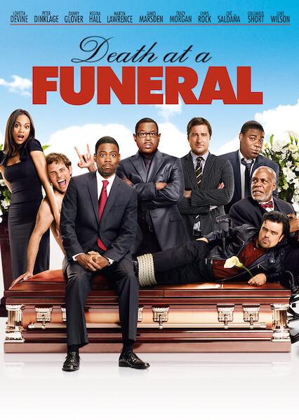 Death at a Funeral on Netflix USA