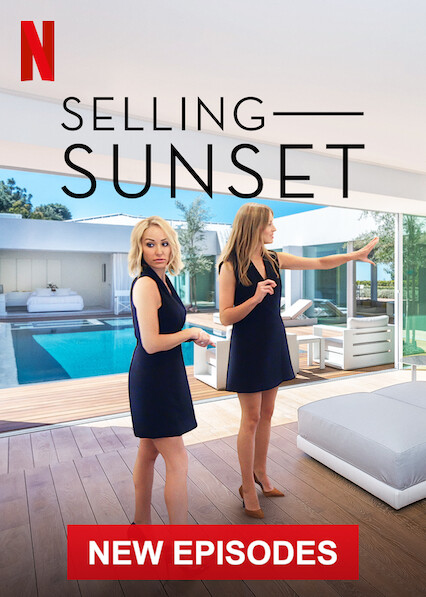 Selling Sunset on Netflix USA