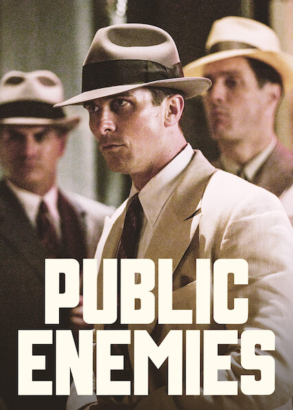 Public Enemies on Netflix USA