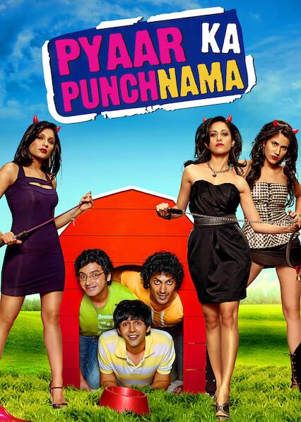 Pyaar Ka Punchnama on Netflix USA