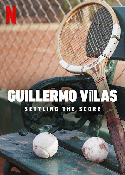 Guillermo Vilas: régler le score sur Netflix USA