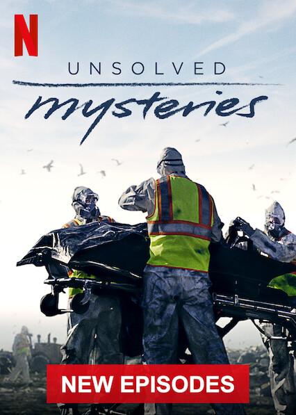 Unsolved Mysteries on Netflix USA