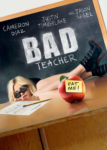 Bad Teacher sur Netflix USA