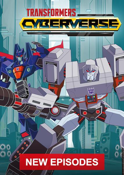Transformers: Cyberverse on Netflix USA