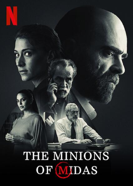 Les Minions de Midas sur Netflix USA