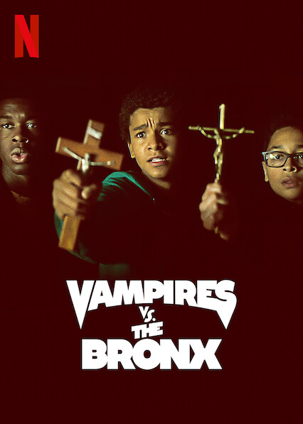 Vampires vs. the Bronx on Netflix USA