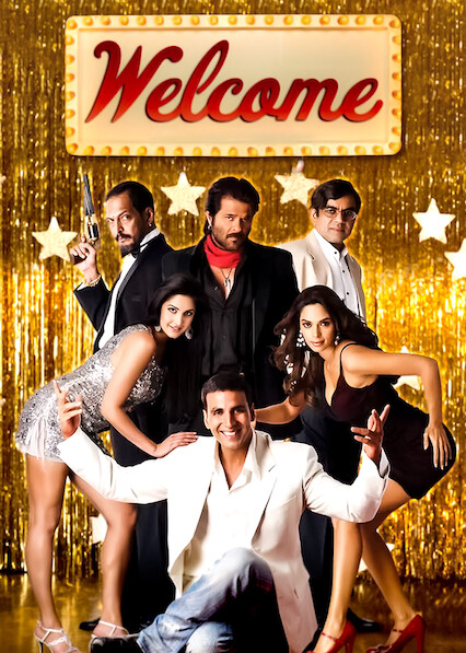 Welcome on Netflix USA