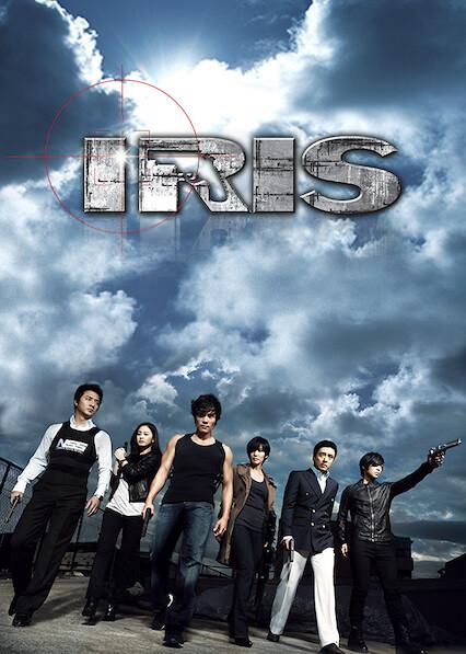 Iris on Netflix USA